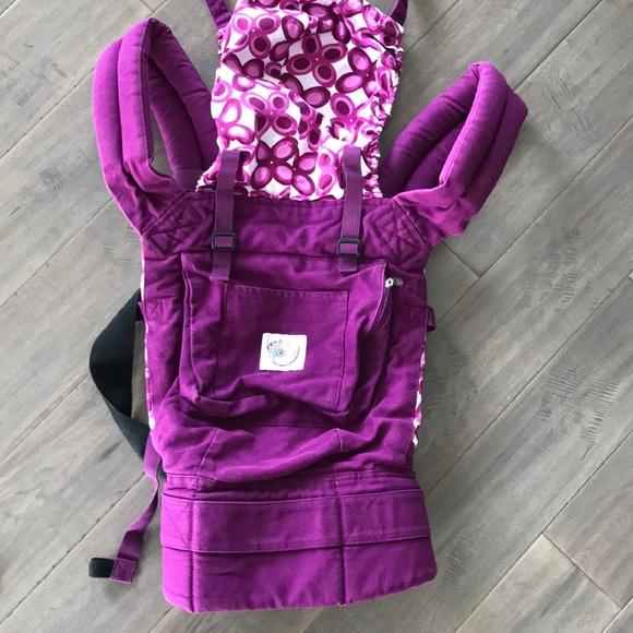 4782e8e92d0 SWEEPSTAKES - Ergo baby carrier purple